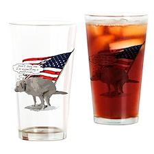 Politicians suck Drinking Glass