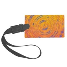 tequila sunset hot clutch Luggage Tag
