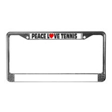 bumper2 License Plate Frame
