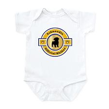 Schnoodle Walker Infant Bodysuit