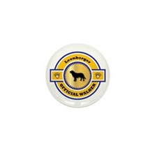 Leonberger Walker Mini Button