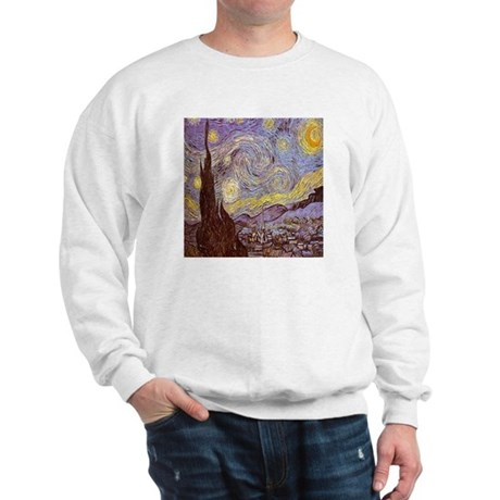 Van Gogh The Starry Night Sweatshirt
