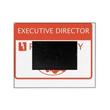 Executive Director Powered by Doughn Picture Frame
