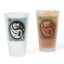 yin-band-BUT Drinking Glass