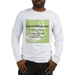 SurvivalBlog Long Sleeve T-Shirt