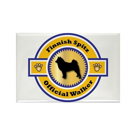 Spitz Walker Rectangle Magnet