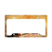 Best Seller Wild West License Plate Holder