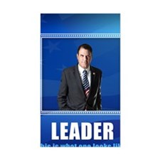 Leader. This is What One Looks Decal