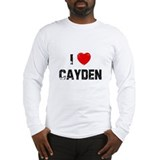 I * Cayden Long Sleeve T-Shirt