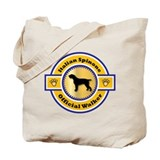 Spinone Walker Tote Bag