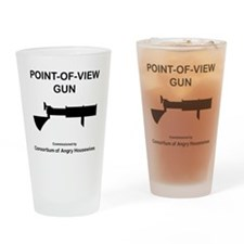 Point-of-ViewGun Drinking Glass