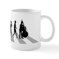 Double-Bass-Player-B Mug