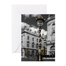 'Streetlamp' Greeting Cards (Pk of 10)