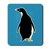 Proud Penguin Mousepad