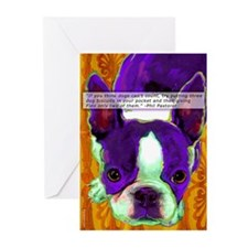Dog Quote Greeting Cards (Pk of 10)