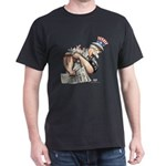 Uncle Sam Cover Dark T-Shirt