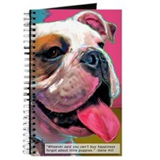 Dog Quote Journal