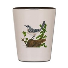 Mockingbird Shot Glass