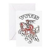 vytis Greeting Cards (Pk of 10)