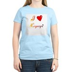 I Love Legaspi Gifts Women's Light T-Shirt