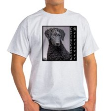 Curly-Coated Retriever T-Shirt