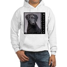 Curly-Coated Retriever Hoodie