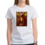 Mona Lisa Deer #1A Women's T-Shirt