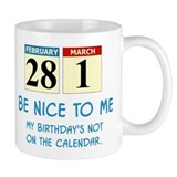 Be Nice To Me Mug