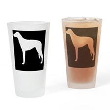 scottdeerhoundpatch Drinking Glass