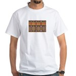 Tutankhamon's Totem Carpet White T-Shirt