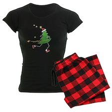 Christmas Tree Runner Pajamas