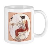 Greek Harpist- Mug