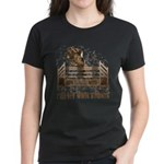 Hunter, Jumper Horse Stunts Women's Dark T-Shirt