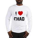 I * Chad Long Sleeve T-Shirt