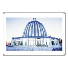 EUROPEAN BAHAI TEMPLE, GERMANY Banner