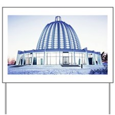 EUROPEAN BAHAI TEMPLE, GERMANY Yard Sign