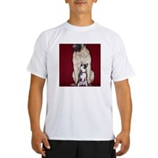 LARGE MASTIFF  and  SMALL  Performance Dry T-Shirt