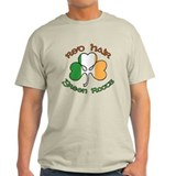 Red Hair Green Roots T-Shirt