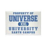 Universe University Rectangle Magnet (100 pack)