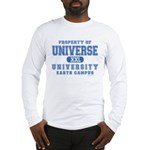 Universe University Long Sleeve T-Shirt