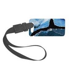 Tofino Killer Whale Luggage Tag