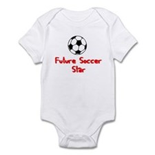 Soccer Star Infant Bodysuit