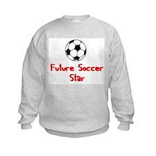 Soccer Star Sweatshirt