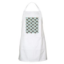 Pugs on Polka Dots Apron