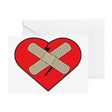 Heart Fixer Greeting Card