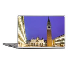 Italy, Venice, Saint Mark's Square, d Laptop Skins