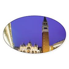 Italy, Venice, Saint Mark's Square, Decal