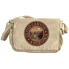 Grand Canyon - Distressed Messenger Bag