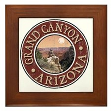 Grand Canyon - Distressed Framed Tile