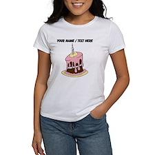 Custom Birthday Cake T-Shirt